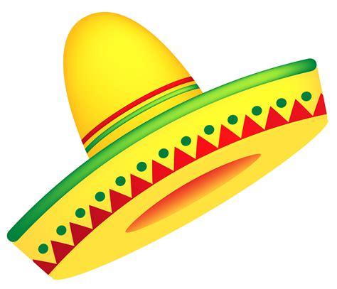Sombrero Clip Mexican Hat Clipart Clipground