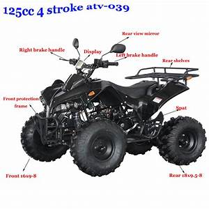 Cool Sports Zongshen Atv Manual Transmission Gear Box