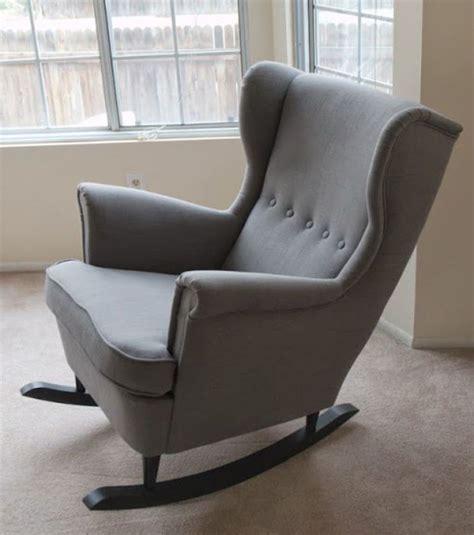 chaise à bascule ikea 17 meilleures idées à propos de fauteuil ikea sur