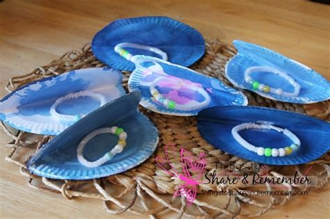 commotion gt gt oyster pearls preschool craft 189 | oysters