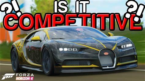 Februar 2020 gibt es in forza horizon 4 den lego bugatti chiron. Forza Horizon 4 | Is Bugatti Chiron Competitive in Ranked? - Bugatti Chiron Gameplay - YouTube