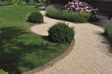 Garten Mit Splitt Gestalten by Gartengestaltung Mit Kies In Garten Steinen
