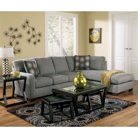 Charcoal Sofa Living Room by Zella Charcoal Sectional Living Room Set Signature