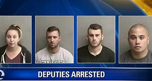 Video: Alameda County sheriff's Deputies Arrested for ...