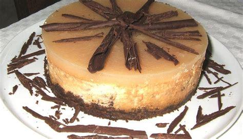 recette cheesecake poire chocolat en video