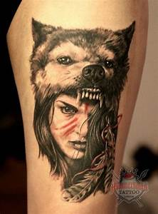 17 Best images about wolf tattoos on Pinterest | Cool art ...