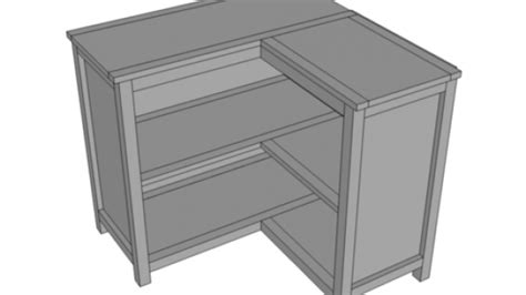 Bookshelf And Bookcase Plans