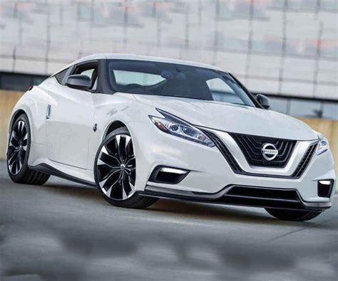 nissan  redesign release date