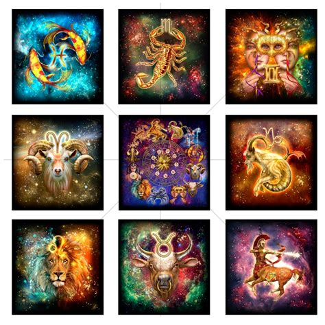 buy  diamond embroidery  zodiac signs