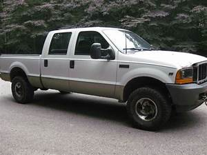 2001 Ford F250 V10 Fuel Mileage