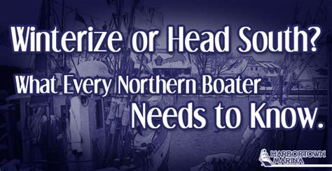 Winterizing A Boat In The South by What All Boat Owners Up Need To About