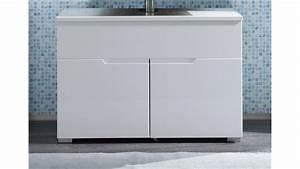 Waschbeckenunterschrank Hochglanz Weiß : waschbeckenunterschrank spice badezimmer wei hochglanz ~ A.2002-acura-tl-radio.info Haus und Dekorationen