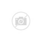 Icon Global Coverage Network Map Globe Planet