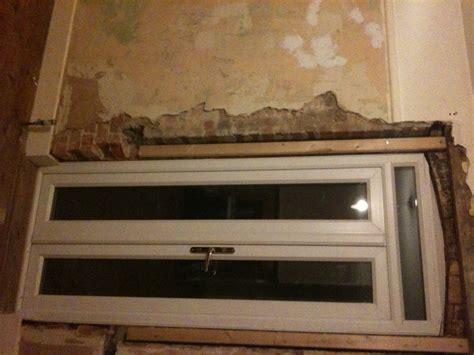 Ground floor door lintel replacement   Restoration