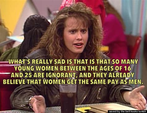 Saved By The Bell Meme - saved by the bell hooks uses bayside high s finest to drop some serious feminist knowledge