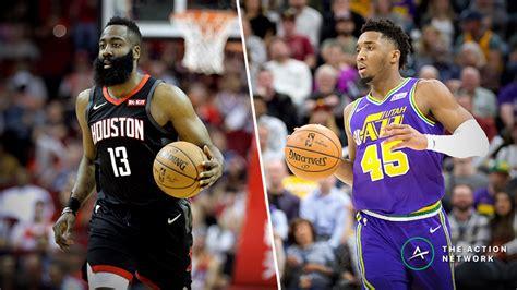 Updated Rockets vs. Jazz Series Odds, Schedule | The ...