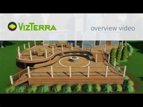 Garten Gestalten Programm by Vizterra Landscape Design Software Overview Newest