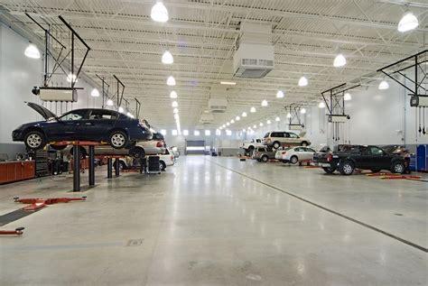 naples nissan custom facilities