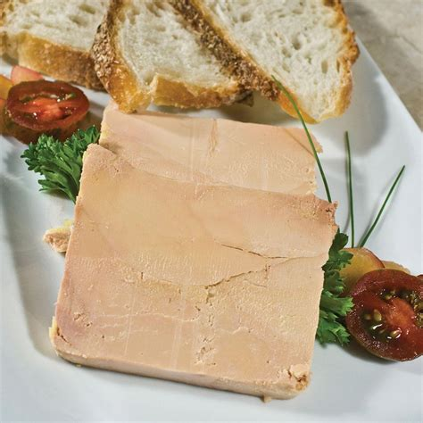 cuisine foie gras duck foie gras micuit ready to eat terrine by rougie