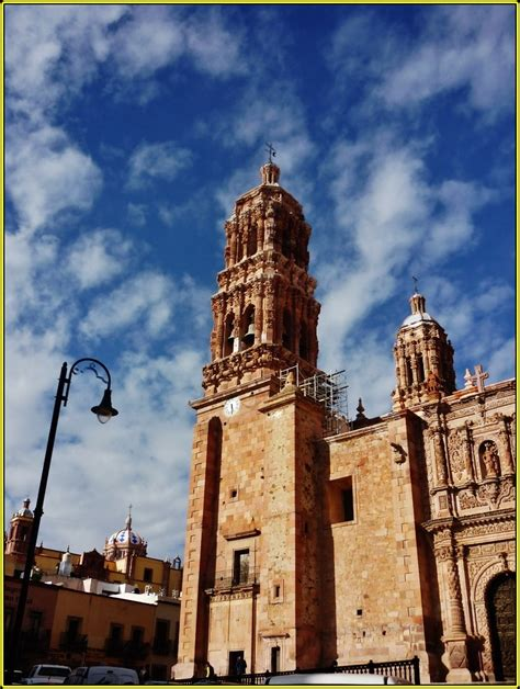 Zacatecas is an enchanting commune that lies in a valley between two prominent hills. Catedral Basilica de Zacatecas (Nuestra Señora de la Asunc… | Flickr