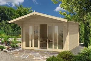 Gartenhaus Mit Glasfront : das gartenhaus mit vordach ~ Markanthonyermac.com Haus und Dekorationen