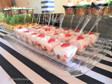 spring bridal shower ideas on a budget cute easy finger