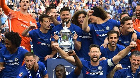 FA Cup final: Manchester United v Chelsea result, score ...
