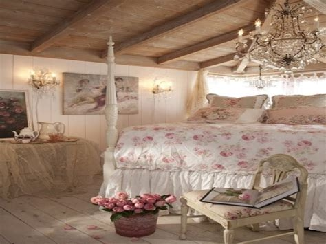 French Vintage Home Decor Romantic Shabby Chic Bedroom