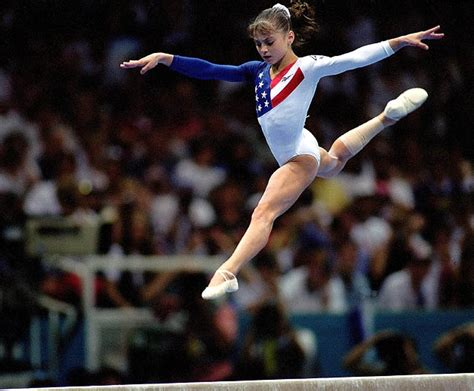 olympic gymnast dominique moceanu   secret  sister