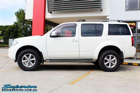 nissan r51 pathfinder wagon white superior customer vehicles