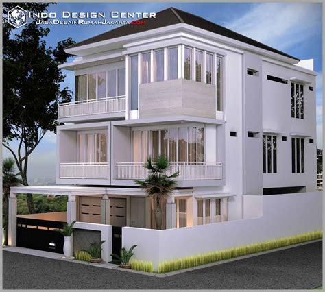 desain rumah mewah tropis interior rumah