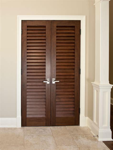 custom closet doors vented doors painted large 6 door larder cupboards with