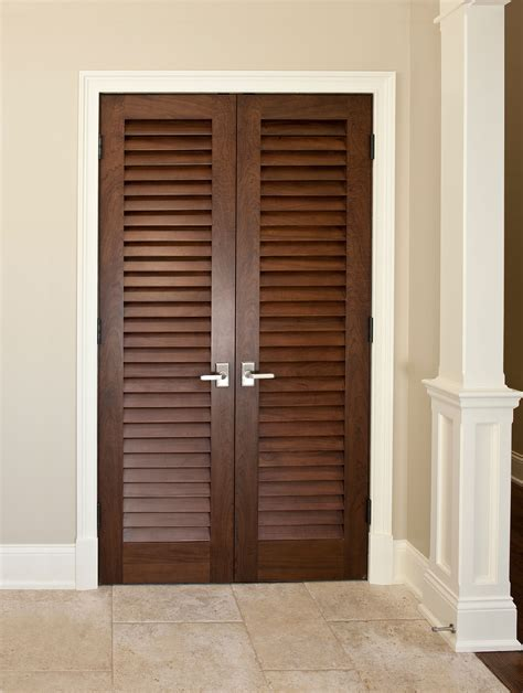 Foxy Custom Louvered Bifold Closet Doors Roselawnlutheran