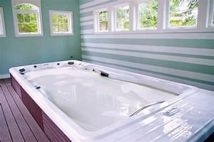 Indoor Hot Tub Installations  In Detail