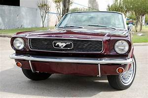 1966 Ford Mustang Convertible - Auto Collectors Garage