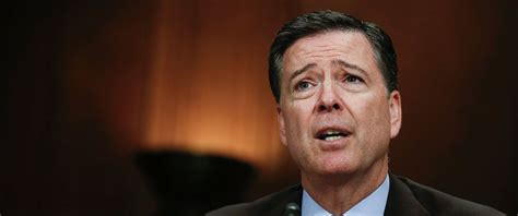 fbi bureau of investigation comey gave inaccurate testimony to congress on clinton