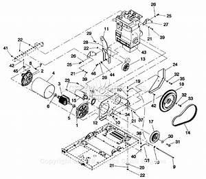 Generac 4270 Alternator Drive