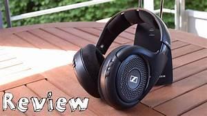 Sennheiser Bluetooth Kopfhörer Verbinden : sennheiser rs127 schnurlose kopfh rer review youtube ~ Jslefanu.com Haus und Dekorationen