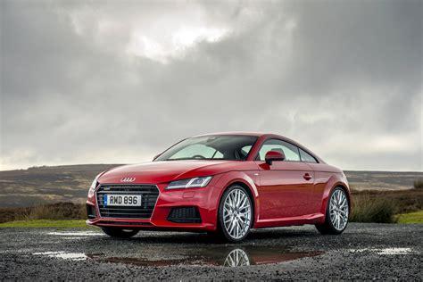2015, Audi Tt, Red Car, Nature Wallpaper