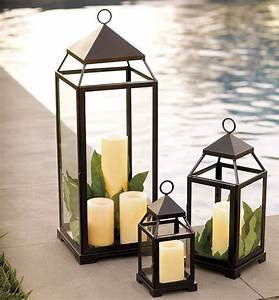 malta lantern bronze finish traditional candleholders With outdoor lighting colored lanterns