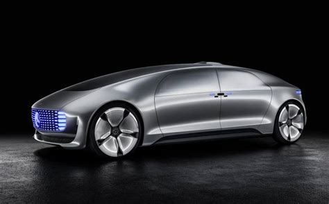 Mercedes-benz Wants To Start A Driverless Limousine For