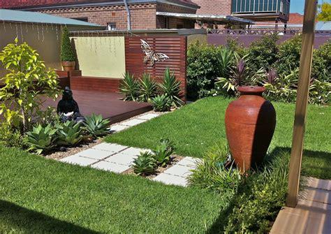 landscape garden design  growing  sydney eastern