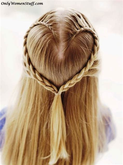 42+ Easy Hairstyles for Girls Simple Step by Step Pictures