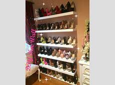DIY Shoe wall YouTube