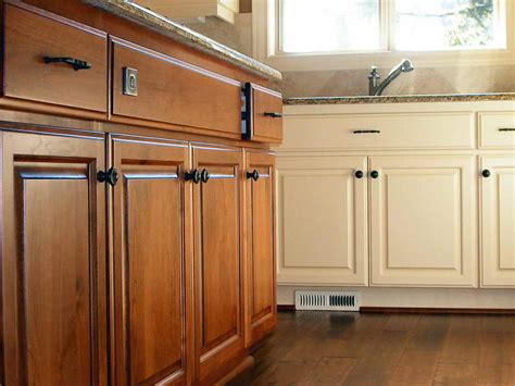 Cabinets & Shelving  Kitchen Cabinet Refacing Ideas Java