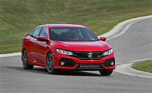 2021 Honda Civic Si Sedan Manual Engine Changes  Exterior