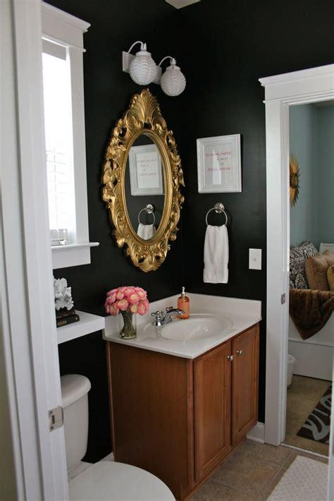 glitters  gold  drop dead gold bathrooms