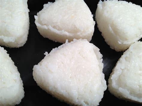 rice balls japanese rice balls recipe dishmaps