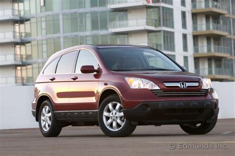 2008 Honda Cr-v Ex-l With Navigation Road Test
