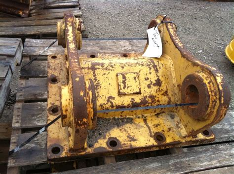 top plate adapters  excavator attachments